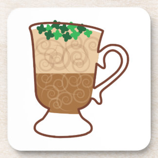 Irish Coffee Drink Coaster