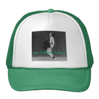Irish Colleen Vintage Inspired Trucker Hat