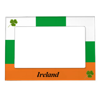 Irish Color Magnetic Frame
