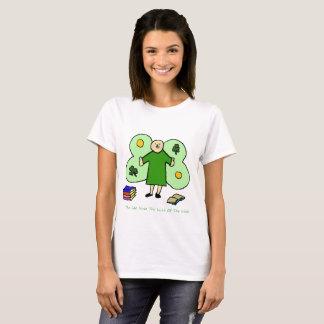 Irish Confuzzled Fae Women's Basic T-Shirt