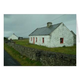 Irish Cottage II Card