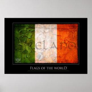 Irish country poster