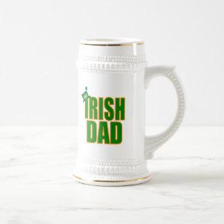 Irish Dad Coffee Mugs