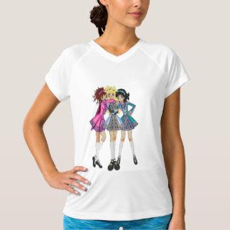 Irish Dance Active wear T-Shirt