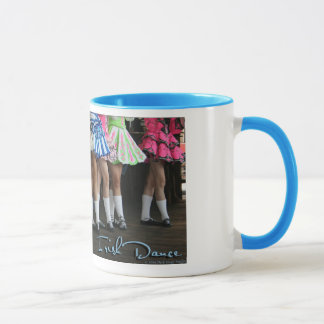Irish Dance Champion Soft Shoes Mug