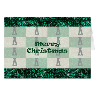 Irish Dance Christmas Card
