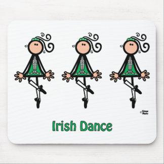 Irish Dance Mouse Pads