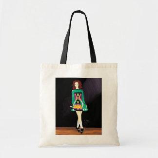 Irish Dancer bag