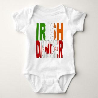 Irish Dancer - Canada Baby Bodysuit