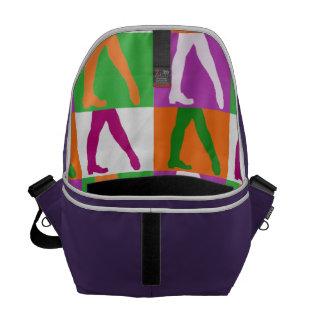 Irish Dancers Courier Bags