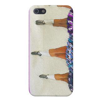 Irish Dancers iPhone 5/5S Cover