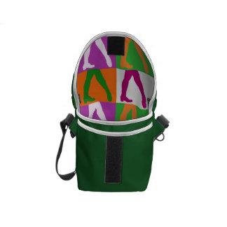Irish Dancers Messenger Bags