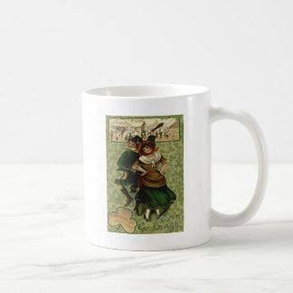 Irish Dancing Erin Go Braugh Shillelagh Coffee Mug