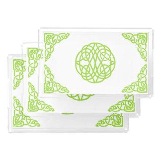 Irish Decorative Trays