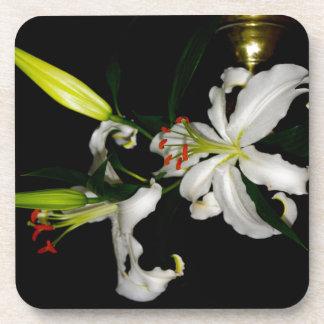 Irish Design-The Flower Collection Coasters