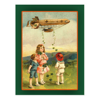 Irish Dirigible St. Patrick's Day Cards