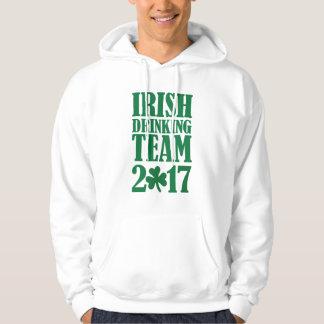 Irish drinking team 2017 hoodie