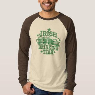 Irish Drinking Team Gear T-Shirt