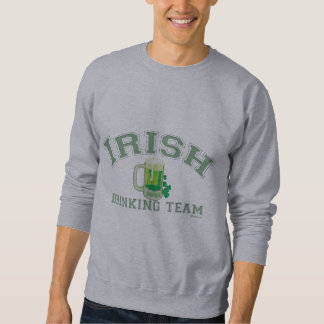 Irish Drinking Team Sweatshirt