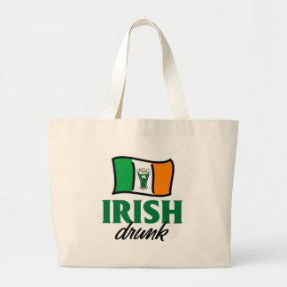 Irish Drunk Tote Bag