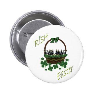 Irish Easter Button