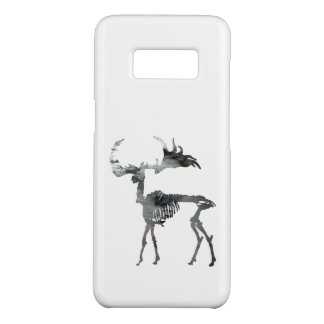 Irish Elk Skeleton Case-Mate Samsung Galaxy S8 Case
