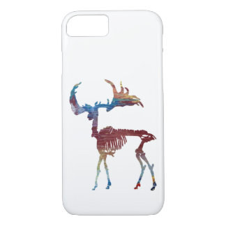 Irish Elk Skeleton iPhone 8/7 Case