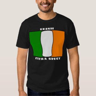 Irish - Exttra Stout T Shirts