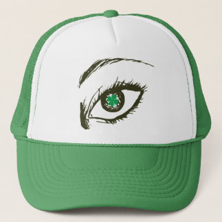 Irish Eye Trucker Hat