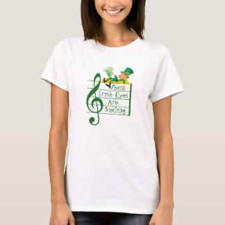 Irish Eyes Are Smiling T-Shirt