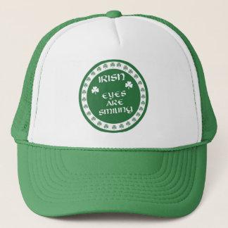 Irish Eyes Are Smiling Trucker Hat