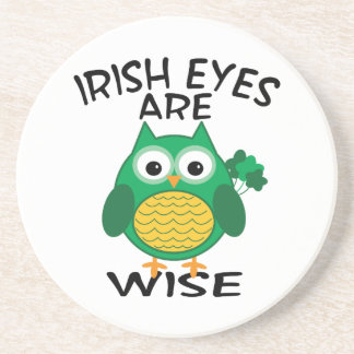Irish Eyes Coasters