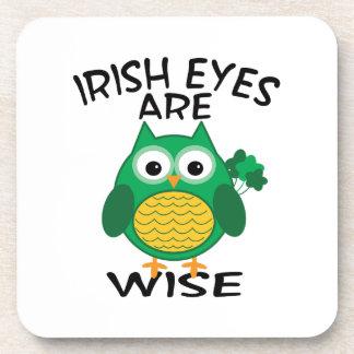 Irish Eyes Drink Coaster