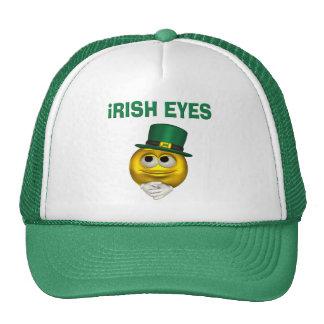 IRISH EYES MESH HATS