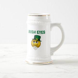 IRISH EYES MUG