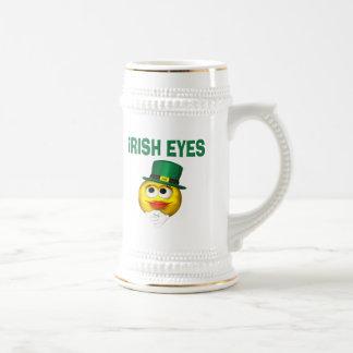 IRISH EYES MUGS