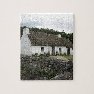 Irish Farm Jigsaw Puzzle
