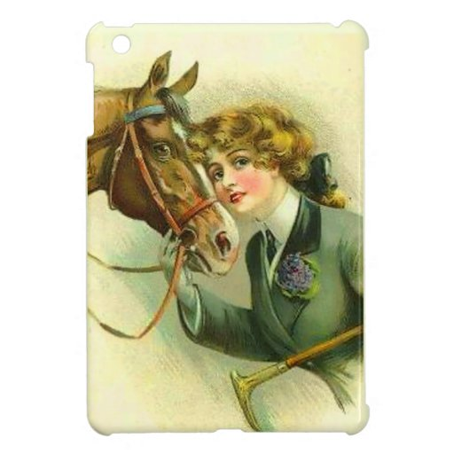 Irish Filly Cover For The iPad Mini
