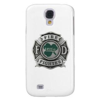 Irish Firefighter Badge Samsung Galaxy S4 Covers
