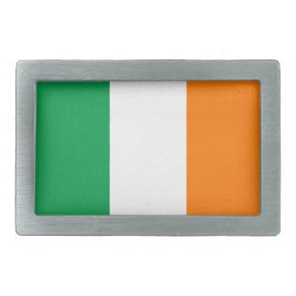 Irish Flag belt buckles for St Patricks Day party
