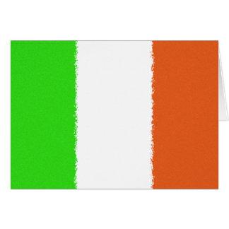 Irish Flag Cards