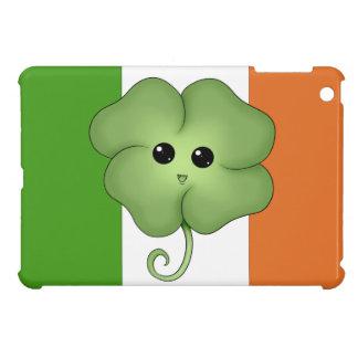 Irish Flag & Chibi Clover iPad Mini Case