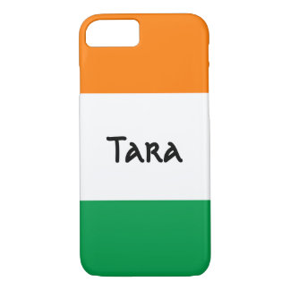 Irish Flag Ireland Name iPhone Case