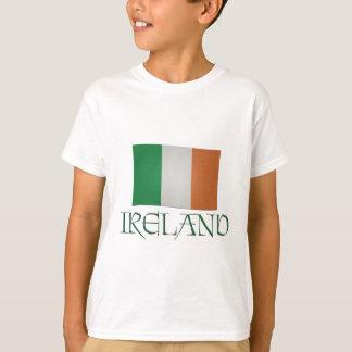 Irish Flag -- Ireland T-Shirt