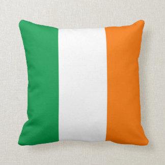 Irish Flag on American MoJo Pillow Cushions