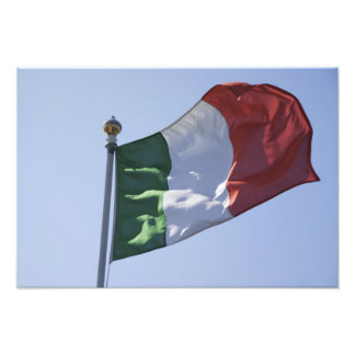 Irish Flag Photographic Print