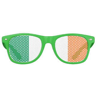 Irish Flag Retro Sunglasses