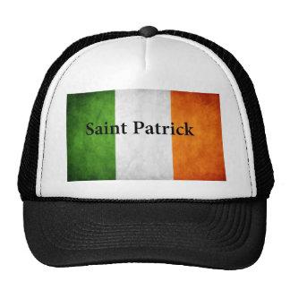 Irish Flag Saint Patrick Mesh Hats