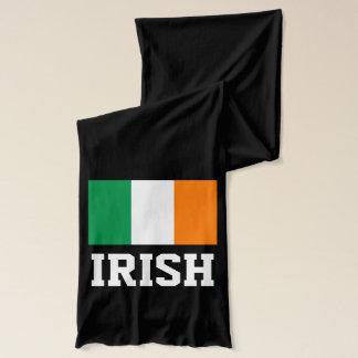 Irish flag scarfs | St Patricks day shawl print