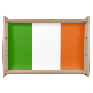 Irish Flag Serving Tray